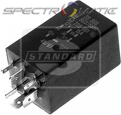 59150 - relay fuel pump OPEL ASTRA F CALIBRA A CORSA A FRONTERA A KADETT E OMEGA A VECTRA A 90378651