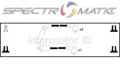 spectromatic ltd  73738 ignition cable leads kit