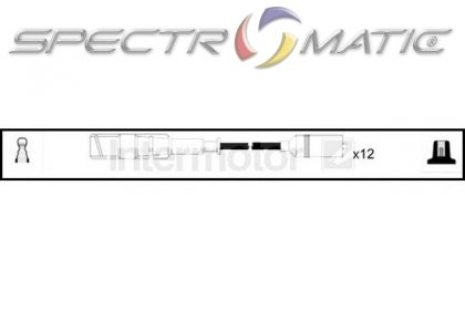 spectromatic ltd  73967 ignition cable