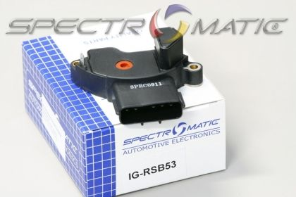 spectromatic ltd rsb53 ignition module 80336d nissan. Black Bedroom Furniture Sets. Home Design Ideas