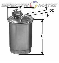 KL 147D - fuel filter