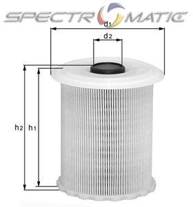 KX 81 - fuel filter