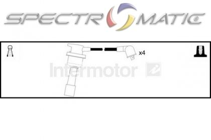 spectromatic ltd  76125 ignition cable leads kit