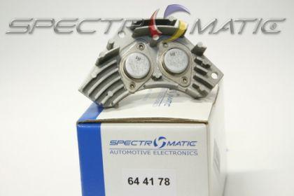 644178 - Control unit, heating/ventilation CITROEN AX BERLINGO SAXO XANTIA XM XSARA ZX PEUGEOT 106 405 406 605 PARTNER 6441.78