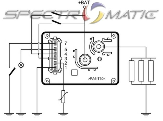 spectromatic ltd  ppc  7-12