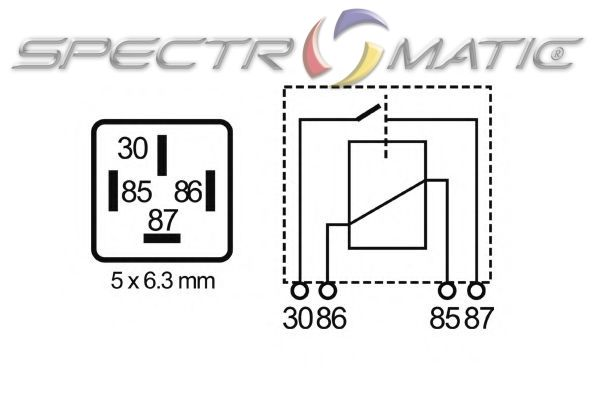 spectromatic ltd  rlps  4-12r