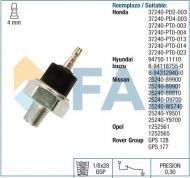 12230 oil pressure switch SW /7.0015-C/