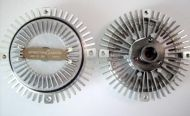 058121350 clutch, radiator fan /AUDI/