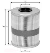 KX 206 - fuel filter
