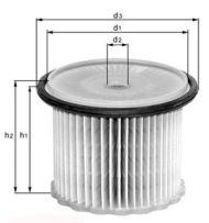 KX 63/1 - fuel filter