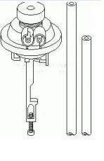 20268.67 (4.07268.67.0) vacuum chamber, carburettor