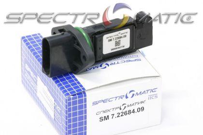 SM 22684.09 - air mass sensor BMW 1 E81 E87 3 E46 E90 5 E39 7 E38 X5 E53 MERCEDES A-CLASS W168 C-CLASS W204 S204 W202 W203 S202 S203 CL203 CLK C208 C209 E-CLASS W210 W211 S210 S211 SPRINTER 722684090