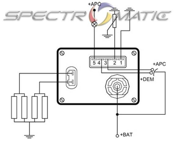 spectromatic ltd  tpdsg  6-12