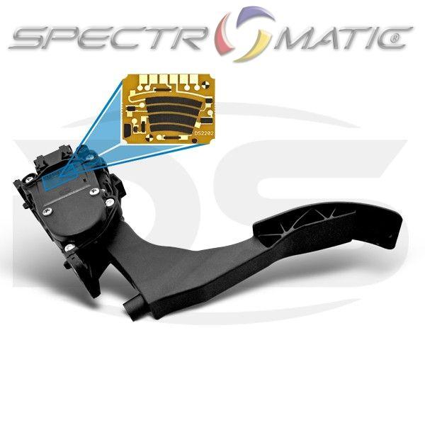 Spectromatic Ltd Ds2202 App Sensor Accelerator Pedal