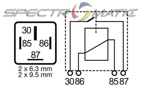 spectromatic ltd  rlacs  4
