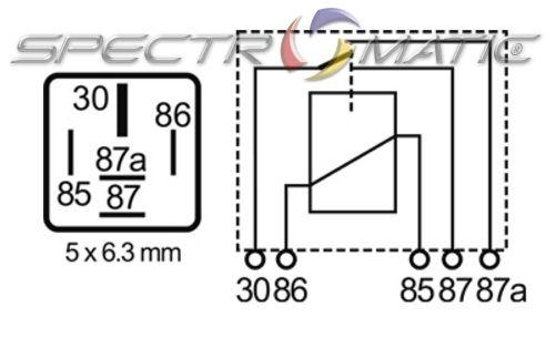 spectromatic ltd  rlps  52-24d  10a  24v