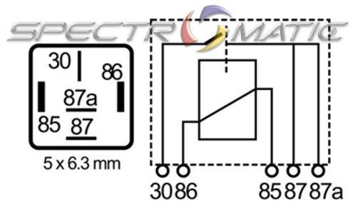 spectromatic ltd  rlps  5-24d  24v