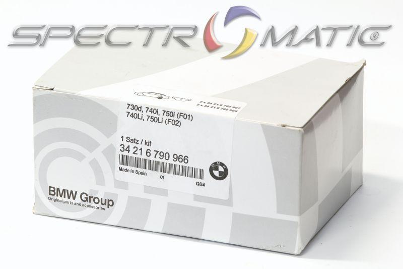 OE 34 21 6 790 966 - brake pad set BMW 5 F07 BMW 7 F01 F02 F03 F04  34216790966