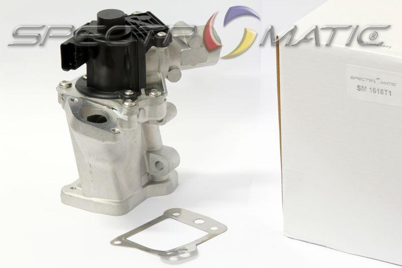 SM 1618 T1 - EGR valve CITROEN C5 C6 C8 C-CROSSER FIAT ULISSE FORD GALAXY  MONDEO IV S-MAX LANCIA PHEDRA LAND ROVER FREELANDER RANGE ROVER EVOQUE