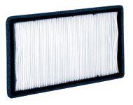 MP003 filter, interior air