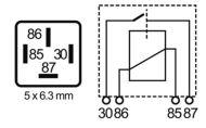 RLPAS/4-12-relay, 40А
