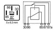RLPAS/52-12-relay, 40/15А